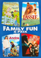 Family Fun 4-Pack Movie