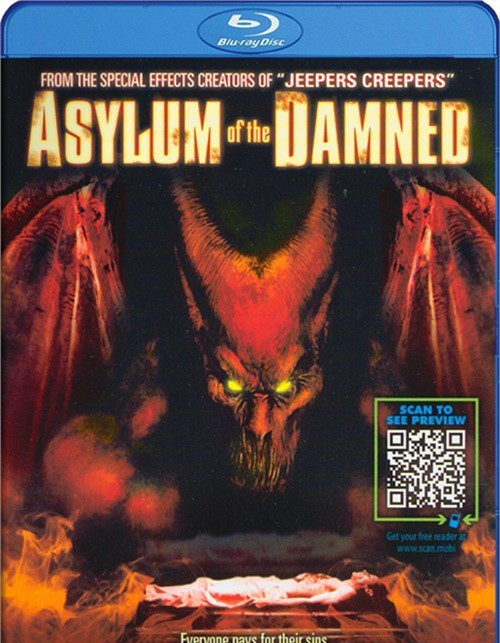 Asylum Of The Damned Blu-ray