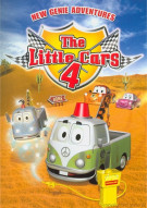Little Cars 4, The: New Genie Adventures Movie