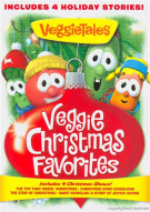Veggie Tales: Veggie Christmas Favorites Movie