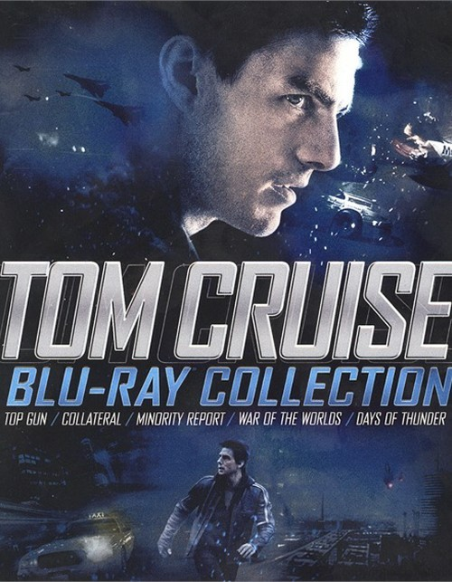 Tom Cruise Blu-ray Collection Blu-ray