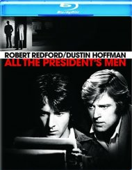 All The Presidents Men Blu-ray