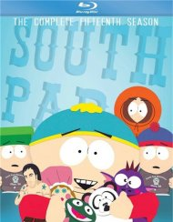 South Park: The Complete Fifteenth Season Blu-ray