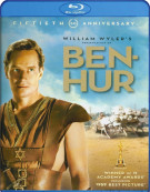 Ben-Hur: 50th Anniversary Edition Blu-ray