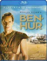 Ben-Hur: 50th Anniversary Edition Blu-ray