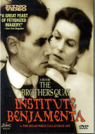 Institute Benjamenta, or This Dream People Call Human Life Movie