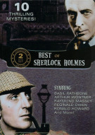 Best Of Sherlock Holmes (Collectible Tin) Movie