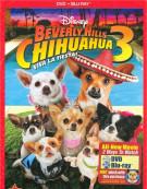 Beverly Hills Chihuahua 3: Viva La Fiesta! (DVD + Blu-ray Combo) Blu-ray