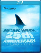Shark Week: 25th Anniversary Collection Blu-ray