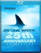 Shark Week: 25th Anniversary Collection Blu-ray