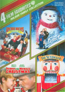 4 Film Favorites: Holiday Family Collection Movie