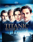 Titanic: Blood And Steel Blu-ray