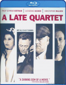 Late Quartet, A Blu-ray