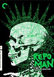 Repo Man: 2 DVD Edition - The Criterion Collection Movie