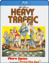 Heavy Traffic: Special Edition Blu-ray