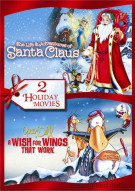 Life & Adventures Of Santa Claus, The / Opus N Bill In A Wish For Wings That Work (Double Feature) Movie