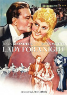 Lady For A Night Movie