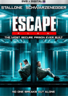 Escape Plan (DVD + UltraViolet) Movie