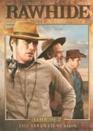 Rawhide: The Seventh Season - Volume Two Movie