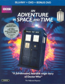 Doctor Who: An Adventure In Space And Time (Blu-ray + DVD Combo) Blu-ray