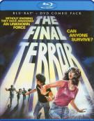 Final Terror, The (Blu-ray + DVD) Blu-ray