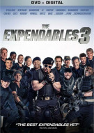 Expendables 3, The (DVD + UltraViolet) Movie