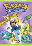 Pokemon: Johto League Champions - The Complete Collection Movie