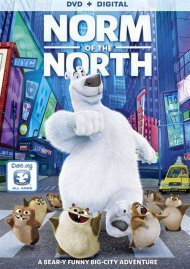 Norm Of The North (DVD + UltraViolet) Movie