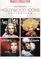 Universal Hollywood Icons Collection: Marlene Dietrich Movie