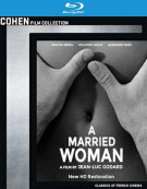 Married Woman, A Blu-ray