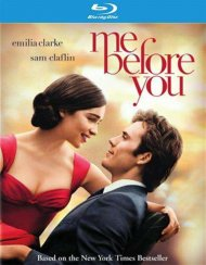 Me Before You (Blu-ray + UltraViolet) Blu-ray