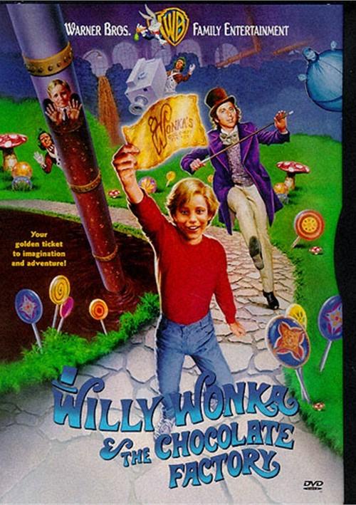 Willy Wonka & the Chocolate Factory Movie