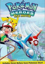 Pokemon: The Movie - Heroes Movie