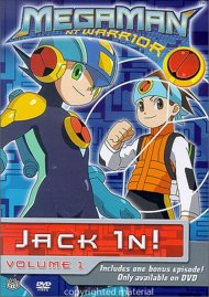 MegaMan NT Warrior: Volume 1 - Jack In! Movie