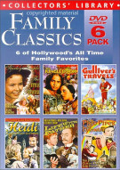 Family Classics (6 DVD Box Set) (Alpha) Movie