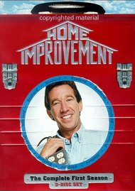 Home Improvement: The Complete First Season Movie