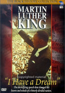 "Martin Luther King: ""I Have A Dream"" Movie"