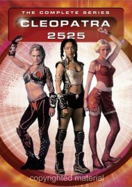 Cleopatra 2525:  The Complete Series Movie