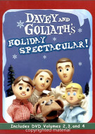 Davey And Goliaths Holiday Spectacular Box Set Movie