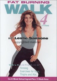 Leslie Sansone: Fat Burning Walk Movie