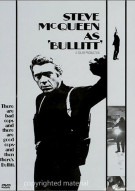 Bullitt (with BBQ Book) Movie