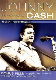 In Concert Series: Johnny Cash Movie