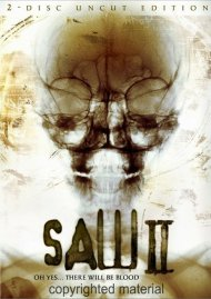 Saw II: Special Edition Movie