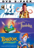 Animated 3 Pack Movie