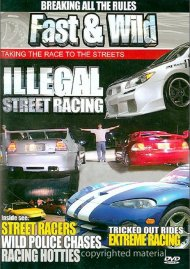 Fast & Wild: Illegal Street Racing Movie