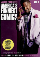 Jamie Foxx Presents Americas Funniest Comics: Vol. 2 Movie