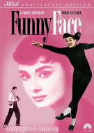 Funny Face: 50th Anniversary Edition Movie