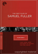 First Films Of Samuel Fuller, The: Eclipse From The Criterion Collection Movie