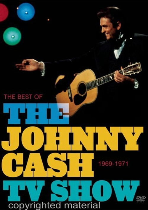 best of the johnny cash tv show the deluxe version dvd