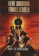Gene Simmons Family Jewels: The Complete Season 2 Movie